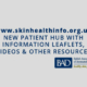 Patient Info Hub from British Association of Dermatologists