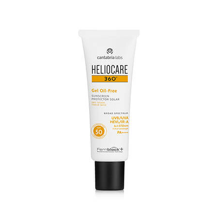 Heliocare 360 Oil Free Gel for Sun Protection
